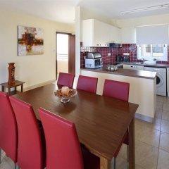 Отель Club St George Resort 4* Апартаменты с различными типами кроватей фото 7