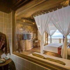 Отель Santhiya Koh Yao Yai Resort & Spa 5* Улучшенный номер с различными типами кроватей фото 5