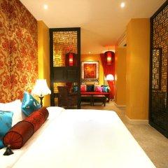 Shanghai Mansion Bangkok Hotel комната для гостей фото 2