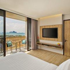 Отель Vogue Resort & Spa Ao Nang балкон