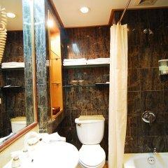 Отель Beijing Ping An Fu Hotel Китай, Пекин - отзывы, цены и фото номеров - забронировать отель Beijing Ping An Fu Hotel онлайн ванная фото 9