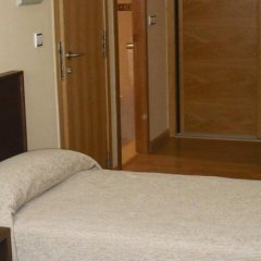 Отель Santa Catalina Испания, Ла-Корунья - отзывы, цены и фото номеров - забронировать отель Santa Catalina онлайн комната для гостей фото 5