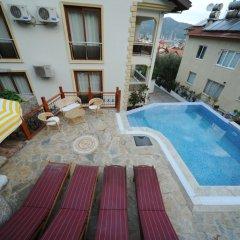 Villa Daffodil - Special Class Турция, Фетхие - отзывы, цены и фото номеров - забронировать отель Villa Daffodil - Special Class онлайн бассейн фото 6