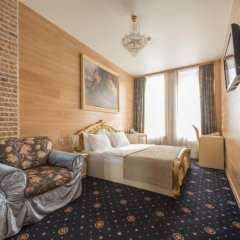 Гостиница Гранд Белорусская 4* Номер Комфорт двуспальная кровать