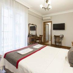 Бутик-отель Istanbul Queen Seagull Номер Делюкс с различными типами кроватей фото 4