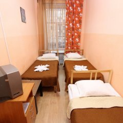 Хостел Геральда Стандартный номер с различными типами кроватей (общая ванная комната) фото 10