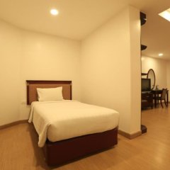 Pattaya Hiso Hotel комната для гостей