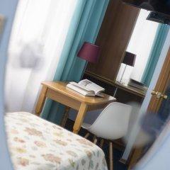 Мини-Отель Искра Стандартный номер разные типы кроватей фото 6