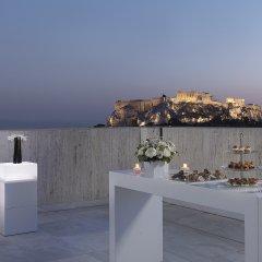 Отель NJV Athens Plaza Hotel Греция, Афины - 1 отзыв об отеле, цены и фото номеров - забронировать отель NJV Athens Plaza Hotel онлайн питание