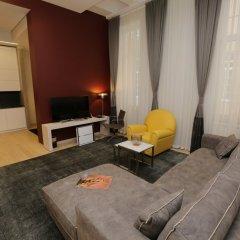 Отель Zepter 4* Апартаменты с различными типами кроватей фото 7