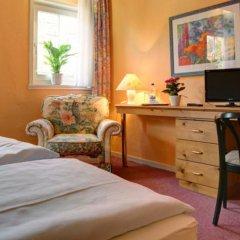 Отель Bayrischer Hof Германия, Вольфенбюттель - отзывы, цены и фото номеров - забронировать отель Bayrischer Hof онлайн комната для гостей фото 5