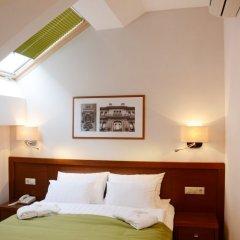 Гостиница Графский комната для гостей фото 6