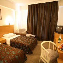 Perdikia Beach Hotel комната для гостей фото 3