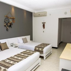 Отель Meraki Resort (Adults Only) 4* Номер Triple trouble с различными типами кроватей фото 3