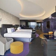 Отель W Dubai The Palm Дубай спа
