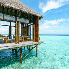 Отель Conrad Maldives Rangali Island Мальдивы, Хувахенду - 8 отзывов об отеле, цены и фото номеров - забронировать отель Conrad Maldives Rangali Island онлайн