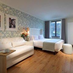 Отель Eurostars Porto Douro Полулюкс разные типы кроватей
