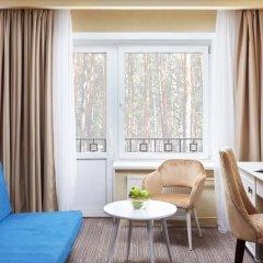 Парк Отель Звенигород 3* Полулюкс с различными типами кроватей фото 4