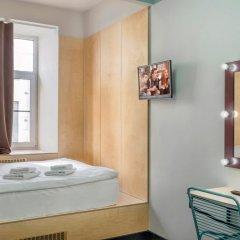 Хостел Друзья на Банковском Стандартный номер с различными типами кроватей фото 7