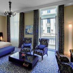 Hotel Atlantic Kempinski Hamburg 5* Номер Делюкс разные типы кроватей