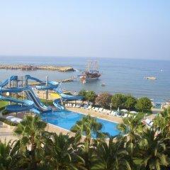 World Ozkaymak Select Hotel Турция, Аланья - отзывы, цены и фото номеров - забронировать отель World Ozkaymak Select Hotel онлайн пляж фото 3