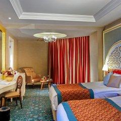 Royal Taj Mahal Hotel Турция, Чолакли - 1 отзыв об отеле, цены и фото номеров - забронировать отель Royal Taj Mahal Hotel онлайн комната для гостей фото 2