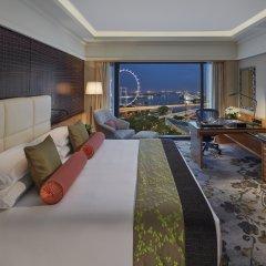 Отель Mandarin Oriental, Singapore комната для гостей фото 2