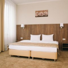 Гостиница SkyPoint Шереметьево 3* Улучшенный номер с различными типами кроватей фото 2