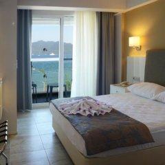 Отель Maris Beach Мармарис комната для гостей фото 2