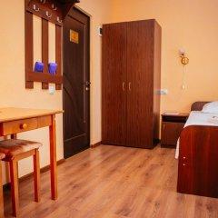 Гостиница Каштан Стандартный номер разные типы кроватей фото 5