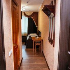 Гостиница Каштан Стандартный номер разные типы кроватей фото 24