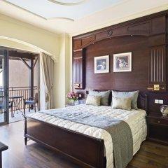 Отель Elysium 5* Студия Делюкс с различными типами кроватей