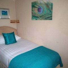 Отель Squirrel Lodge 3* Стандартный номер с различными типами кроватей (общая ванная комната)