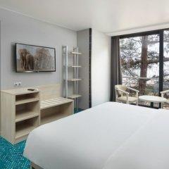 Гостиница Ялта-Интурист 4* Апартаменты с различными типами кроватей фото 2