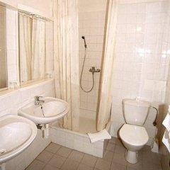 Отель Junior ванная
