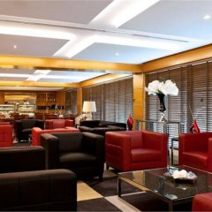 Golden Sands 10 Hotel Apartments интерьер отеля
