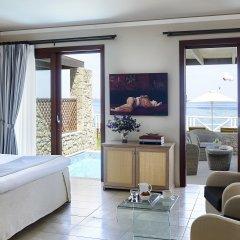 Отель Ikaros Beach Resort & Spa комната для гостей фото 2