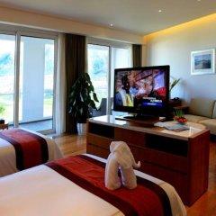 Отель Mingshen Jinjiang Golf Resort комната для гостей фото 4