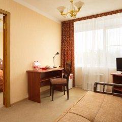 Азимут Отель Астрахань 3* Стандартный двухкомнатный номер с различными типами кроватей фото 6