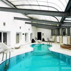Отель Bástya Wellness Hotel Венгрия, Силвашварад - 2 отзыва об отеле, цены и фото номеров - забронировать отель Bástya Wellness Hotel онлайн бассейн фото 2