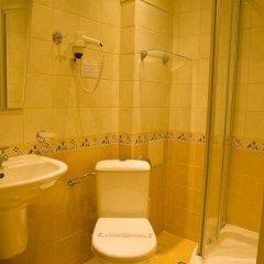 Отель Family Hotel Casa Brava Болгария, Солнечный берег - отзывы, цены и фото номеров - забронировать отель Family Hotel Casa Brava онлайн ванная фото 3