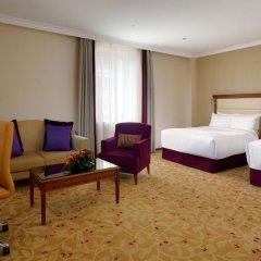 Отель Марриотт Москва Ройал Аврора 5* Улучшенный представительский номер фото 3