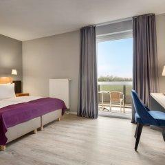 Отель Ramada by Wyndham München Airport Германия, Мюнхен - отзывы, цены и фото номеров - забронировать отель Ramada by Wyndham München Airport онлайн комната для гостей
