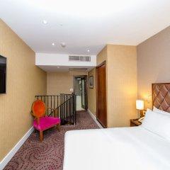 Отель Doubletree by Hilton London Marble Arch 4* Полулюкс-дуплекс с различными типами кроватей