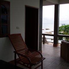 Отель Ocean View Resort Koh Tao Таиланд, Мэй-Хаад-Бэй - отзывы, цены и фото номеров - забронировать отель Ocean View Resort Koh Tao онлайн балкон
