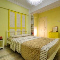 Гостиница Двухуровневый Лофт на Автозаводской / Lucky Star Апартаменты с двуспальной кроватью фото 2