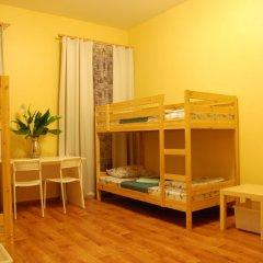Хостел GooDHoliday Кровать в общем номере с двухъярусной кроватью фото 3