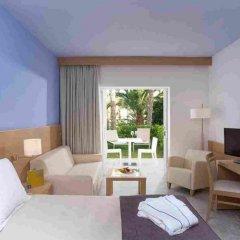 Отель Club Jandía Princess 4* Улучшенный семейный номер с двуспальной кроватью