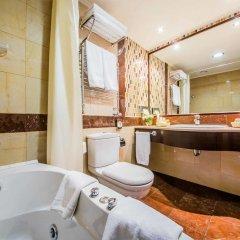 Гостиница Минск 4* Апартаменты с двуспальной кроватью фото 14