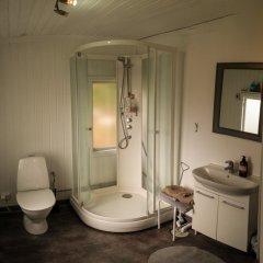 Отель Бутик-отель Evika Boutique Hotel Швеция, Ландветтер - отзывы, цены и фото номеров - забронировать отель Бутик-отель Evika Boutique Hotel онлайн ванная